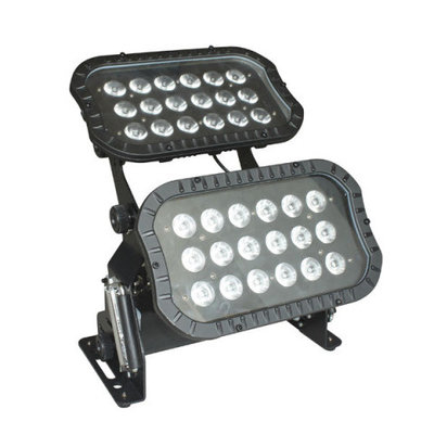 Showtec Cameleon Flood 36/3 RGB-IR LED schijnwerper IP65 outdoor dmx/afstandsbediening