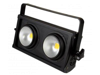 BRITEQ COB BLINDER 2x100W White 3200K Blinder 2X 100Watt COB LED