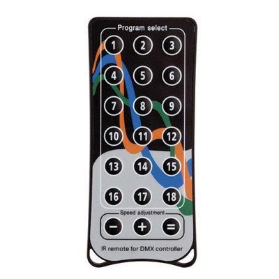 Showtec Quick DMX IR Remote DMX Afstandsbediening