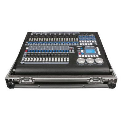 Showtec Creator 2048 Moving Head DMX Controller Licht Tafel Sturing met 2048 Kanalen Incl Stof Kap en Flightcase