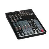 Dap GIG-83CFX 8-Kanaals Live-Mixer Incl. Dynamiek en DSP Mengpaneel