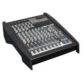 Dap GIG-1000CFX 12-Kanaals Live-Mixer incl. Dynamiek, DSP en 1000W Versterker