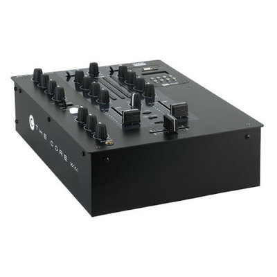 Dap CORE MIX-2 USB 2-Kanaals DJ-Mixer met USB-Interface