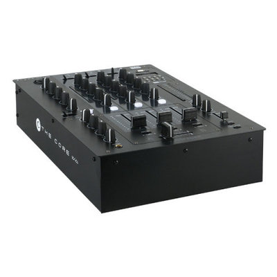 Dap CORE MIX-3 USB 3Kanaals DJ-Mixer met USB-interface