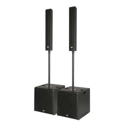 DAP Live Mini set Compacte Actieve Speaker Set met Ingebouwde Versterker
