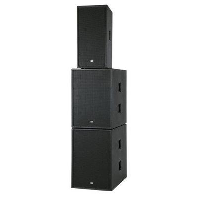 DAP  Club Mate III  Dubbel 15 Actieve Luidsprekerset Speaker Ingebouwde Limiters