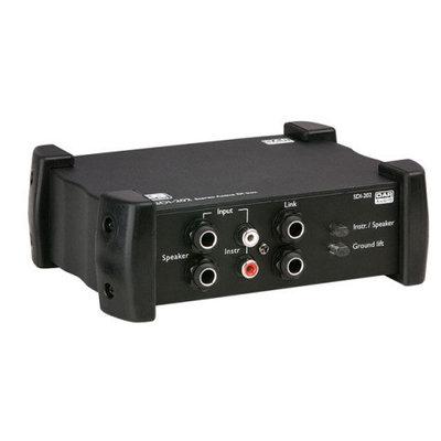 Dap SDI-202 Stereo Actieve DI-Box