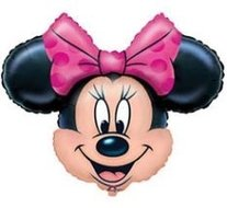 Minnie Mouse SuperVorm Folie Ballon 71cm