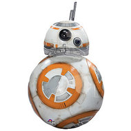 Star Wars; The Force Awakens BB-8 SuperVorm Folie Ballon 96cm