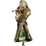 Star Wars Chewbacca SuperVorm Folie Ballon 96cm
