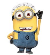 Minions Supervorm XL Folie Ballon 63cm