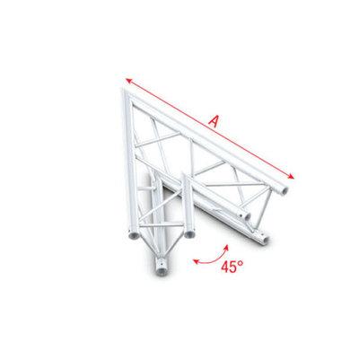 Corner 45° Pro-30 Triangle P,F,G Truss