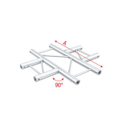 4-Way horizontal Pro-30 Step P,F,G Truss