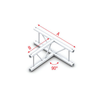 T-Cross vertical Pro-30 Step P,F,G Truss