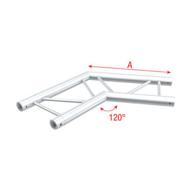 Corner 120° horizontal Pro-30 Step P,F,G Truss