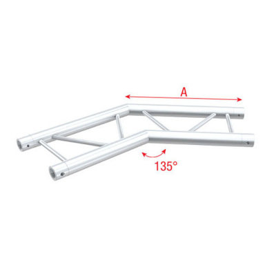 Corner 135° horizontal Pro-30 Step P,F,G Truss