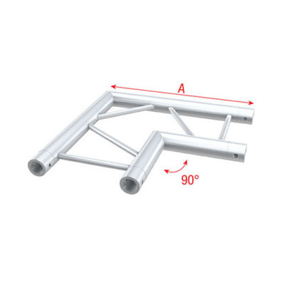 Corner 90° horizontal Pro-30 Step P,F,G Truss