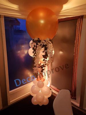 Deluxe Modelleer Ballonnenpilaar