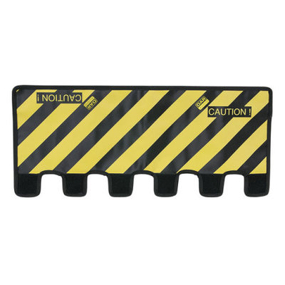 Warning strip XL voor speaker & lichtstandaard
