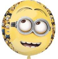 Minions Orbz Folie Ballon 40cm