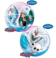 Frozen Transparant Bubble Folie Ballon 56cm