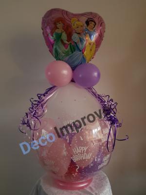 Disney Prinsessen Cadeauballon Stuffer Ballon