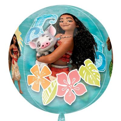Vaiana Orbz Folie Ballon 40cm