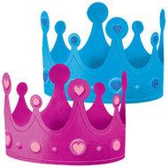 Jongen of Meisje Kroontjes 12st