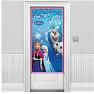 Frozen Deur Poster 150cm