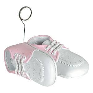 Roze Baby Schoentje Ballongewicht