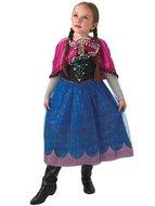 Frozen Prinses Anna Kostuum Kind met Licht en Geluid