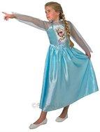 Frozen Koningin Elsa Klassiek Kostuum Tiener
