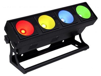 BRITEQ POWERPIXEL4-RGB 4X30Watt RGB COB LED pixelbar wallwash