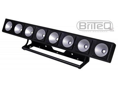 BRITEQ POWERPIXEL8-RGB 8X30Watt RGB COB LED pixelbar wallwash