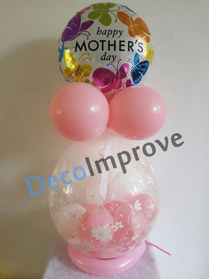 Moederdag Cadeauballon Stuffer Ballon