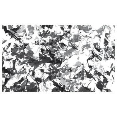 Showtec Show Confetti Metal Zilver, Rechthoekig, 1 kg Vuurvast