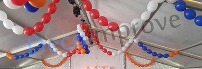 Flexibele Slingers Ballondecoratie Small per meter