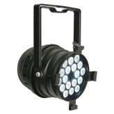 Showtec LED Par 64 Short Q-4-18 LED spot Black