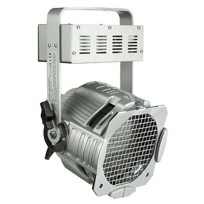 STUDIO-BEAM CDM voor lamp CDM-1 50 Metallic zilver, lamp inbegrepen