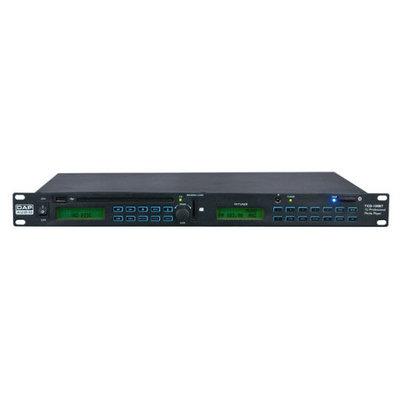 Dap TCD-100BT 1U Professionele Mediaspeler