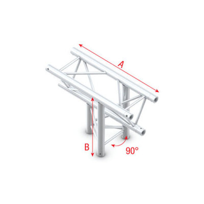 T-Cross up/down 3-way Pro-30 Triangle P,F,G Truss