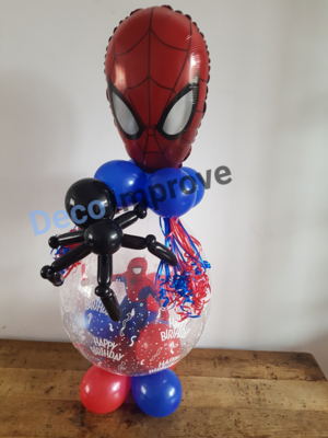 Spiderman Cadeauballon Stuffer Ballon
