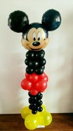Mickey Mouse Deluxe Ballonnenpilaar