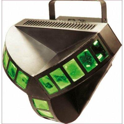 LED MARS 2x10W RGBW LED Licht Effect Straler Verhuur