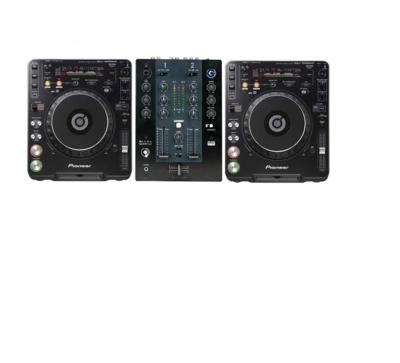 Pioneer CDJ1000 MKIII DJ Set Verhuur