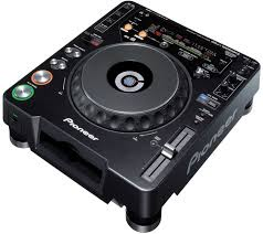 Pioneer CDJ1000 MKIII Table Top  CD speler Verhuur