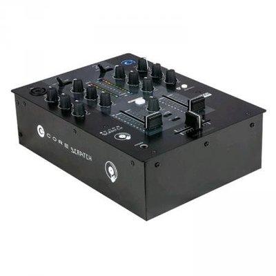 DAP CORE Scratch 2 Kanaals DJ Mixer Verhuur