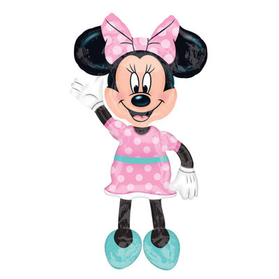 Minnie Mouse Bow Tique Airwalker Ballon