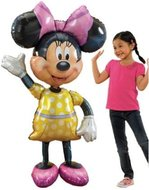 Minnie Mouse Airwalker Ballon