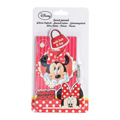 Minnie Mouse Cafe Geheim Dagboek